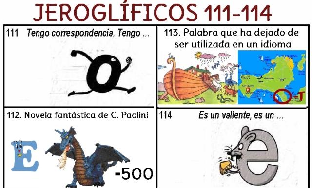 jeroglificos-111-a-114